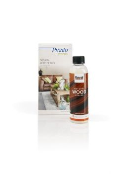 Woodsealer naturel 250 ml Onderhoud