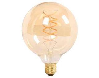 Ledlamp Luce Ø 12,5x17 cm amber