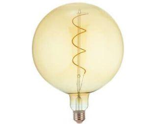 Ledlamp Luce Ø 15x22,5 cm amber
