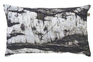 kussen trunk 30x50 cm grijs
