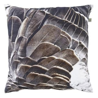 kussen wing 45x45 cm taupe