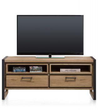 TV dressoir Metalo 140 breed