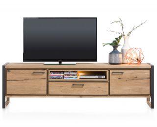 TV dressoir Metalo 210 breed