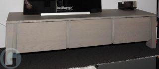 TV meubel Velden, eiken grey