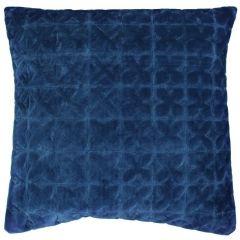 Sierkussen Ittri dark blue
