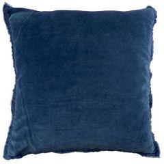Sierkussen Feltre dark blue