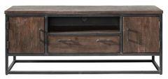 TV-meubel Metvint (150 breedte) mangohout