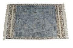Vloerkleed Fioranti 180x120 blauw