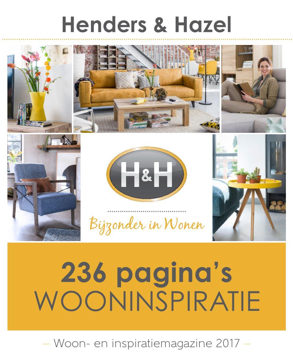 De Groot Wonen Henders & Hazel Woonmagazine 2017