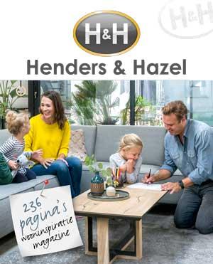 Henders & Hazel Woonmagazine 2018-2019